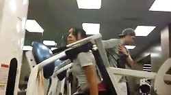 Candid Workout Girls: ep.3  Slimgym ....cute petite girl