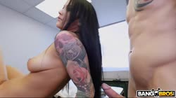 BigTitCreamPie - Katrina Jade - Fucking Hard To Clean Up My Taxes