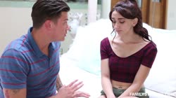 FamilyStrokes – Anal Lesson From Stepbro
