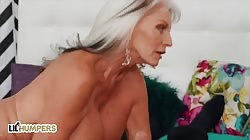 LIL Humpers - Huge tit Sally D' Angelo shares cock with Kenzie Reeves