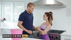 Brazzers - Xander Corvus fucks his girl friends daughter