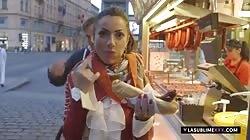 LaSublimeXXX Priscilla Salerno is back Ep.01 Porn Documentary