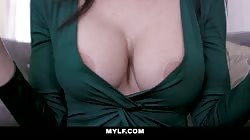 MYLF - Stepmom Lets Me Grab Her New Tits