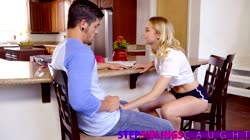 StepSiblingsCaught - Horny Sis Will Do Anything For Help