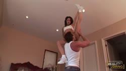Gigi fucks her father-in-law