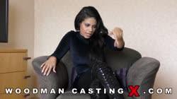 Woodman Casting X – Kesha Ortega casting